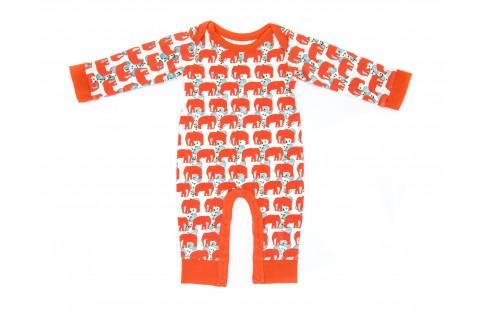 dessin Combi éléphant